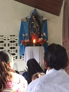 Shrine to Mary, Mother of God